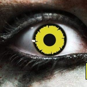 Angelic Yellow Lenses