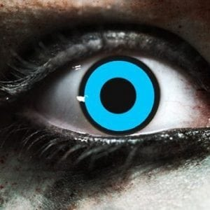 Blue Manson Lenses