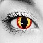 Banshee Gothika Contact Lenses