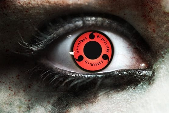 Hatake Gothika Contact Lenses