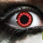 New Moon Gothika Contact Lenses