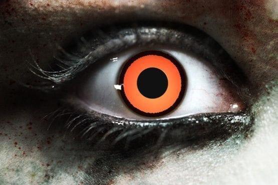 Night Stalker Gothika Contact Lenses