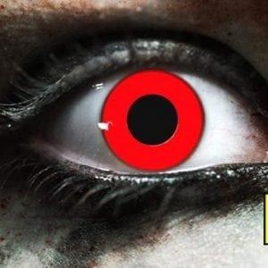Vampire Red Lenses
