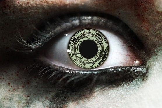 Terminator Gothika Contact Lenses