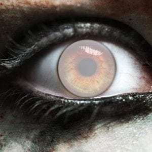 Walking Dead Lenses Gothika Contact Lenses