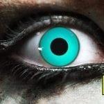 Zombie Blue Lenses