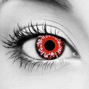 Broken Soul 2018 Gothika Contact Lenses