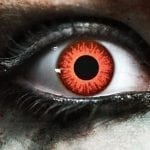 Zombie Rage Gothika Contact Lenses