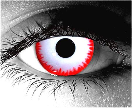 Berzerker Gothika Contact Lenses