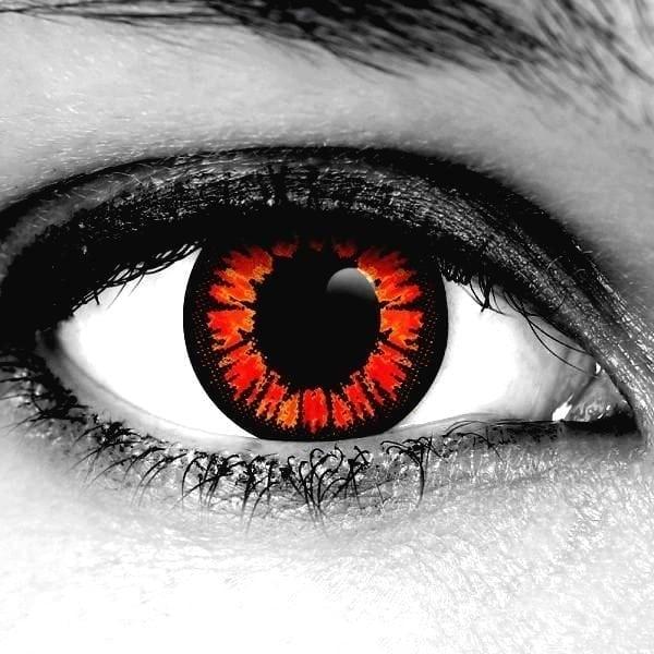 ColorMax Golden Twilight Contact Lenses