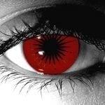 Zombie Fury Gothika Contact Lenses